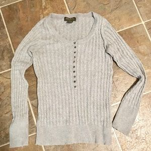 Quality sweater